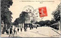 94 KREMLIN BICETRE - Rue D'ivry Et Av Du Cimetière - France