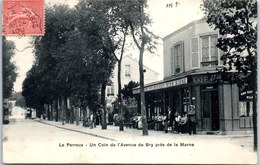 94 LE PERREUX - Un Coin De L'avenue De Bry. - France