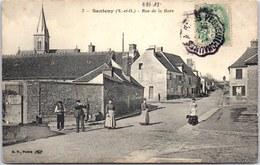 94 SANTENY - La Rue De La Gare. - France