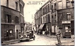 94 VILLEJUIF - La Rue Du Moutier - France