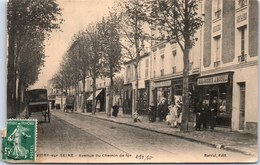 94 VITRY SUR SEINE - Avenue Du Chemin De Fer. - France