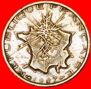 · ENERGY: FRANCE ★ 10 FRANCS 1987! LOW START★ NO RESERVE! - France