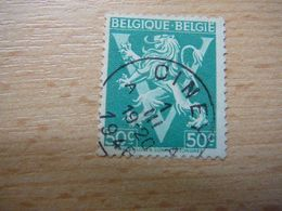 (01.07) BELGIE 1944 Nr 678 Mooie Afstempeling CINEY - Bélgica