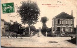 10 BREVONNES - Le Bureau De Poste Avenue De Dienville - Autres Communes
