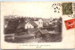 21 AIGNAY LE DUC - La Gare De Tramway. - Aignay Le Duc