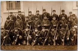 21 BEAUNE - CARTE PHOTO - Groupe De Militaire 08.03.1915 - Beaune