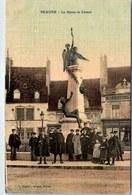 21 BEAUNE - La Statue De Carnot - Beaune