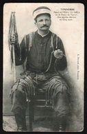TONNERRE: Super Plan TOP Sur Henri Auvray Dit Deça (tueur De Vipère) Carte Obl En 1908. Complète Mais Avec Défauts... - Tonnerre