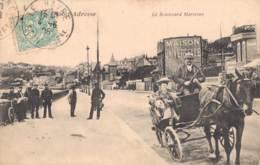 76 SAINTE ADRESSE LE BOULEVARD MARITIME - Sainte Adresse