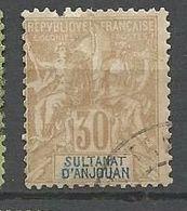 ANJOUAN N° 9 OBL - Anjouan (1892-1912)