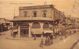 """¤¤  -   SYRIE   -   ALEP   -  Grande Place De Nafeiet  -  Hôtel & Café """" KAWKAB-EL-CHARK """"   -  ¤¤ - Syrie"""