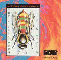 Michael E. JOHNSON & The KILLER BEES - Live In Berlin - CD - Reggae