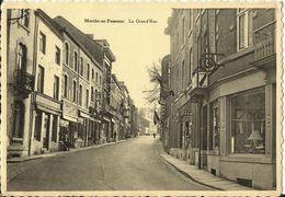 Marche-en-Famenne - La Grande'Rue 1954 - Marche-en-Famenne