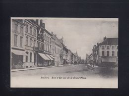 Roulers -- Rue D'Est Vue De La Grand' Place - Roeselare