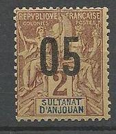 ANJOUAN N° 20 NEUF**  SANS CHARNIERE / MNH - Anjouan (1892-1912)