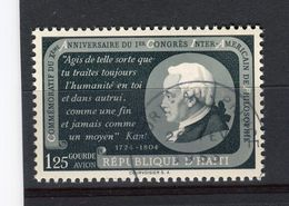 HAITI - Y&T Poste Aérienne N° 115° - Congrès De Philosophie - Haití