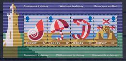 JERSEY 1975 - TURISMO - BF  MNH ** - Jersey