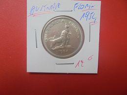 AUSTRALIE 1 FLORIN 1954 ARGENT (A.10) - Vordezimale Münzen (1910-1965)