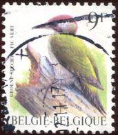 COB 2778 (o) / Yvert Et Tellier N° 2778 (o)   Pic Vert - 1985-.. Birds (Buzin)