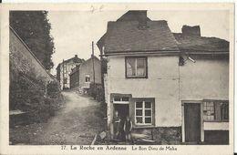 La Roche-en-Ardenne - Le Bon Dieu De Maka - La-Roche-en-Ardenne