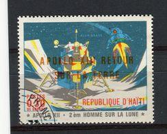 HAITI - Y&T N° 689° - Apollo XIII - Haití