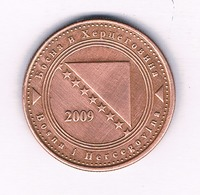 20 FENINGA  2009 BOSNIE EN HERZOGOVINA /5304/ - Bosnia And Herzegovina