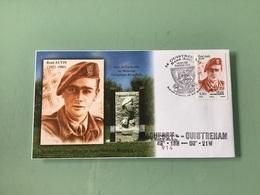 Enveloppe Premier Jour 16/01/2008 René AUTIN Et Carte Postale N° 000562 - FDC
