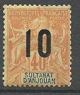 ANJOUAN N° 26 NEUF**  SANS CHARNIERE / MNH - Anjouan (1892-1912)