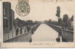 62 LENS  Le Canal - Lens