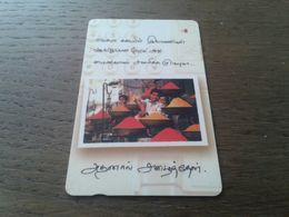 Singapire - Nice Phonecard 172SIGC99 - Singapore