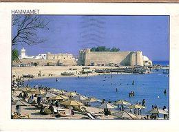 Hammamet Le Fort Et Le Golfe - Tunisia