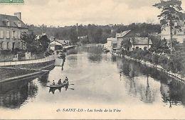 50    Saint-lo        Les Bords De La Vire - Saint Lo