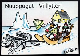 Greenland  Cards ( Lot 383 ) - Groenlandia