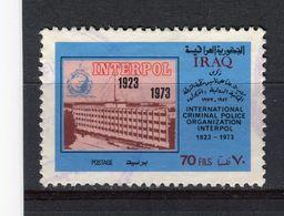 IRAK - Y&T N° 705° - Interpol - Iraq