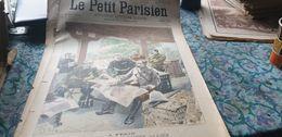 P.P 00 / CHINE PEKIN CONSEIL CHEFS ALLIES /VINCENNES CONCOURS DE BALLONS - Le Petit Journal