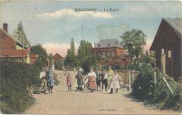 CPA Wassigny Le Rejet - Autres Communes