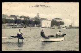 83 - SAINT-TROPEZ - VUE DE STE-MAXIME - Saint-Tropez