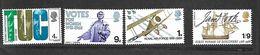 Angleterre. British Anniversaries 1968 Et 1971. 7 **. 2 Scans. Envoi France 0,95 €. Etranger 1,40 €. - History