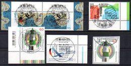 """Deutschland Mi. 3550-55 """"Ausgabe Juli 2020 Komplett"""" ESST-gestempelt - [7] República Federal"""