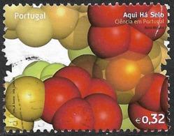 Portugal – 2009 Aqui Há Selo 0,32 Used Stamp - Oblitérés