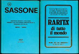 1987: Sassone, Antichi Stati Italiani 1850 - 1900, Gute Erhaltung  II - Stamps