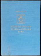 H. Grobe, 'Altdeutschland Spezial-Katalog 1953', Hannover 1953, 1. Auflage, 145 Seiten, Zahlreiche Abbildungen  II - Stamps