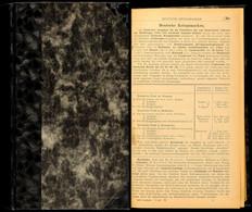 """Kohl Handbuch, 11. Auflage Ca. 1929, Bade 2, Deutsche Kriegsgebiete Und Kolonien-Buchstabe """"F"""", Alle Welt, Seltenes Exem - Stamps"""