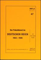 Hueske, P.-J., Der Paketdienst Im Deutschen Reich 1933-45, 2001, 98 S., Abb., Broschiert, Gut Erhalten - Stamps