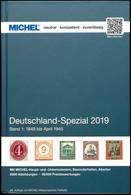 DEUTSCHLAND SPEZIAL 2019, Band 1, Neuwertig (praktisch Unbenutzt), Neupreis Ca. 90.- Euro - Stamps