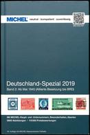 DEUTSCHLAND SPEZIAL 2019, Band 2, Neuwertig (praktisch Unbenutzt), Neupreis Ca. 90.- Euro - Stamps