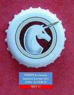 White By Licorne : Bière Française De 67701 Saverne     MEV 11 - Beer