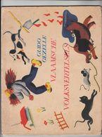 """Guido Gezelle """" Vlaamsche Volksvertelsels """" Illustraties Martha Van Coppenolle - Literatuur"""