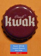 Pauwel Kwak (parfait état - Pas De Trace De Décapsuleur) MEV10 - Bière