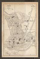 CARTE PLAN MAPA MAP 1935 JAEN - ESPAGNE ESPANA SPAIN - Topographische Karten